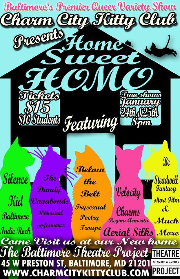 CCKC show poster